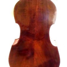 7/8 Lloyd and Penning, 5-string, August '12 – Back
