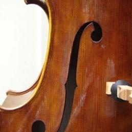 Nick Lloyd Brescian Bass - F-hole