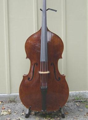 Nick Lloyd Brescian Bass – Front