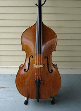 Nick Lloyd Brescian Oil Bass – Front