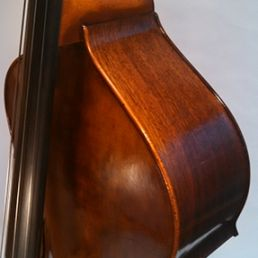 3/4 Walnut Orchestra Model, March '15 - ribs