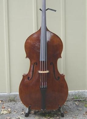 Nick Lloyd Brescian Bass - Front
