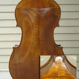 Nick Lloyd Brescian Oil Bass - Back