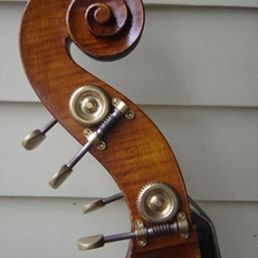 Nick Lloyd Brescian Oil Bass - Scroll